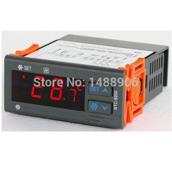 stc-9200 congelador com controle de temperatura 220v/processo controlador de temperatura/all- finalidade controlador de temperatura digital(China (Mainland))