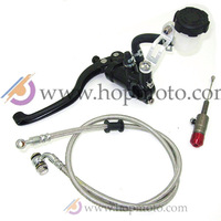 Hydraulic Clutch Lever master cycliner refitting kit for dirt bike pit bike use with  M10 mirror settle free shipping