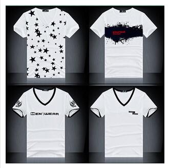 Мужская футболка DS.0021 ,