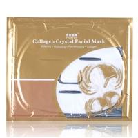 2014 Crystal Collagen Mask Whitening Mask replenishment Free shipping to yellow Blemish 10 skincare wholesale