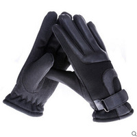 2014 New Winter Fashion Imitation Leather Bicycle Bike Motorcycle Gloves Ski Gloves Cool High Quality Free shipping