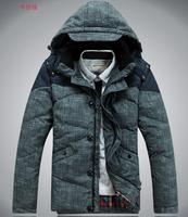 Free shipping New 2014 Men's down Jacket high quality coat men ,Man winter jacket 100