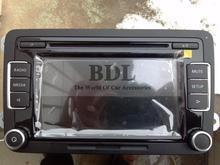 DHL Free shipping VW Car Radio Stereo RCD510 With Code Support usb Reverse Camera RVC For Golf 5 6 Jetta MK5 MK6 Passat B6 CC B7(China (Mainland))