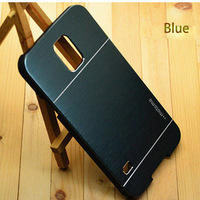 New Arrival Hard Back Case Mobile Phone Case Cover For Samsung i9600 S5 Metal Protective Shell Cover