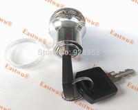 231 Push Type Single Glass Door  Lock Showcase Lock Cabinet Lock All keyed Alike