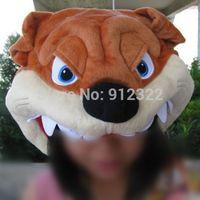Free shipping Megahouse Banken Bulldog Dog Manga Costume Cosplay Cap Hat Plush