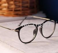 I-bright Wholesale 5pcs/lot brand design erika 4147 myopia eyeglasses frame metal retro round frame prescription glasses eyewear