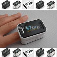 5pcs NEW MODEL Fingertip Pulse Oximeter Oxymeter SPO2 Pulse Rate Parameter Blood Oxygen Saturation Monitor