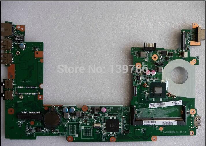 650737-001 motherboard for HP mini 110 mini 110-3000 mini 210 210-3000 motherboard with Intel Atom N455 CPU(China (Mainland))