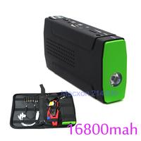 16800mAh Car External Battery Charger Power Bank Laptop 12V 19V Universal Auto Start Emergency Car Jump Starter