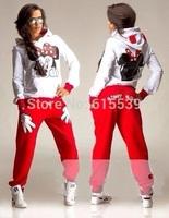 Women's sets cartoon Tracksuit Minnie mouse Insulated suits Micke ears Sportswear hoody hoodies sweatpants sweatshirts sweatsuit