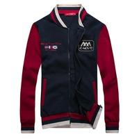 2014Autunm jackets Male Casual coats Hot Men's Jacket Baseball Fashion Jackets