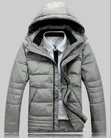 men down jacket  Men's coat Winter Outwear thick fur  outdoor Free shipping  170