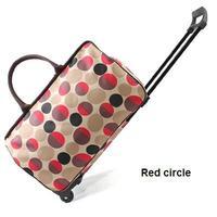 Women men luggage & travel bags Large capacity waterproof folding vintage trolley luggage bag travel bag women men travel bags