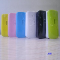 Wholesale - Portable External USB 5600mAh Cell Phone Battery Charger Power Bank with retail box Free Shipping