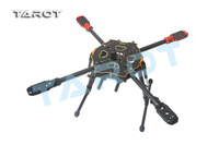 TAROT 650 SPORT Carbon Quad copter Kit with electric retractable landing skids TL65S01