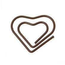 Clip Heart Coffee Spiral