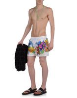 2014 Fashion Mens Shorts Brand Surf Shorts Multicolored Mens Casual Short-pants Gym Running Shorts Free Shipping Hot D2DSQ02
