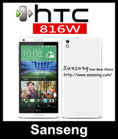 1:1 D816W Phone For Original HTC Desire 816 Mobile Phone 5.5inch 1280*720 Android4.4 Quad Core Dual Sim 1.5GB RAM 8GB ROM Phone