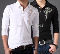 C212 New Fashion Mens Luxury Casual Slim Fit Stylish Shirts 3 colors 4 us size