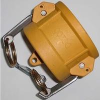 Type DC quick connect nylon camlock coupling