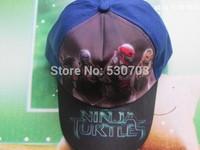 Teenage Mutant Ninja Turtles Cartoon cap;Bio Domes Sonic Neon Snapback hat;Animal The Cabesa Punch hats 10 pcs