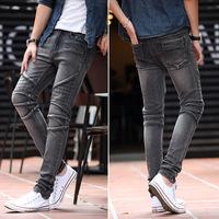 Man Spring 2014 New Famous Brand Men's Jeans,Fashion Ddnim Jeans Men,Classical Skinny Designer Jeans Pants,Large Size,#3759L