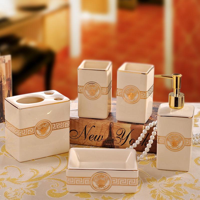 Luxury Bathroom Accessories Set Images