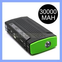 30000mAh Multi-Function Car Battery Charger Portable Mini Jump Starter Phone Auto Start Laptop External Rechargeable Battery