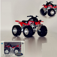 Child alloy car model sports car toy car four-wheel off-road motorcycle model Free Shipping