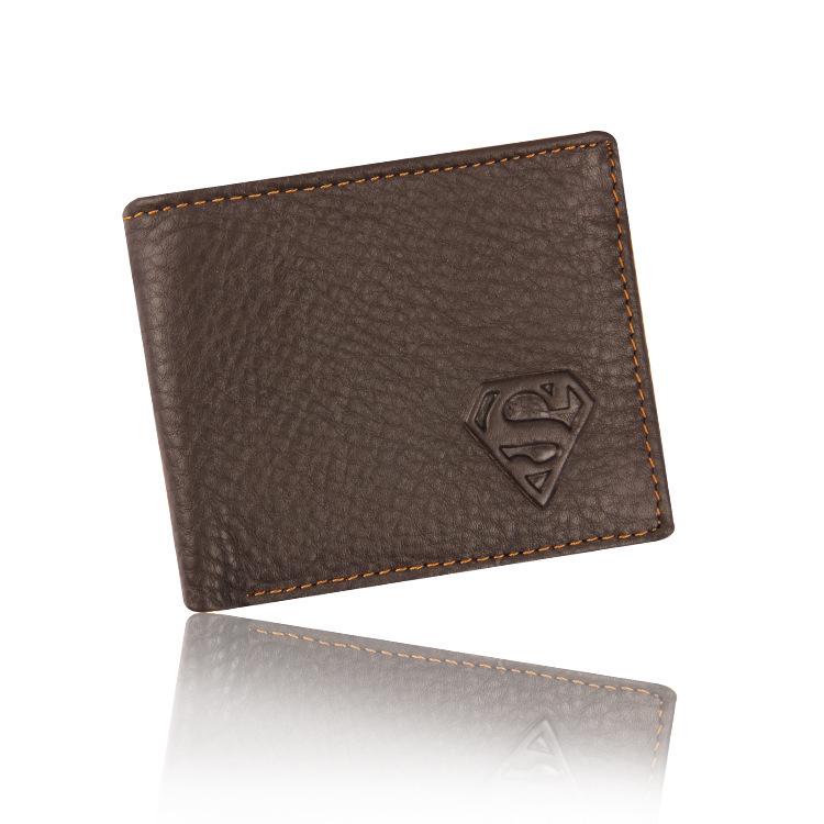 Black Leather Wallet For Men Men's Leather Wallet Purse