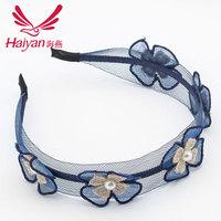 Lace flower headband  small pearls perfume heralded fashion headband wholesale