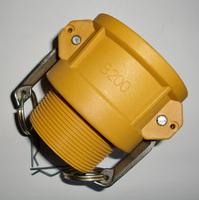 Type B  quick connect nylon camlock coupling