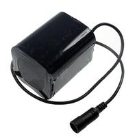 High Quality 8.4V Max 20000mAh Li-ION 4x26650 Battery Pack For Headlamp/Bicycle Light Free Shipping