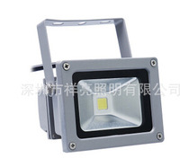 Shipping by UPS ! 2014 new arrival 10w  AC85-265v 800lm led spotlight flood light free shipping