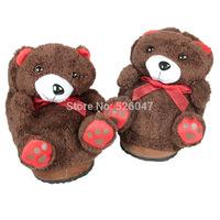Plush USB Foot Warmer Shoes  Soft Electric Heating Slipper Cute Lavender Bear Chopper  Many colors