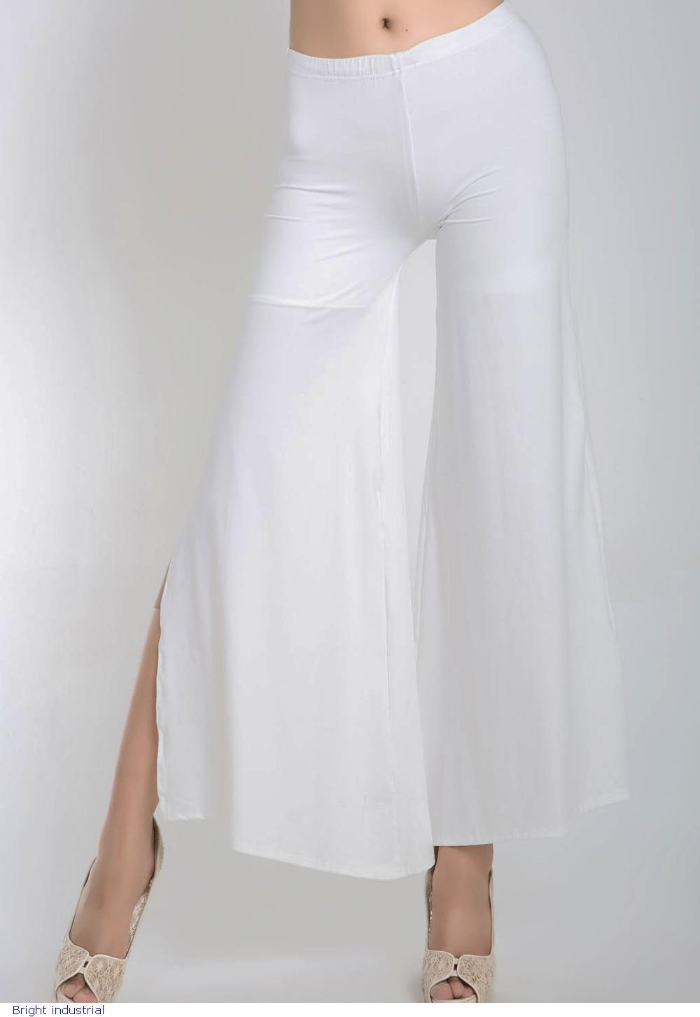 Фото прозрачные женские брюки