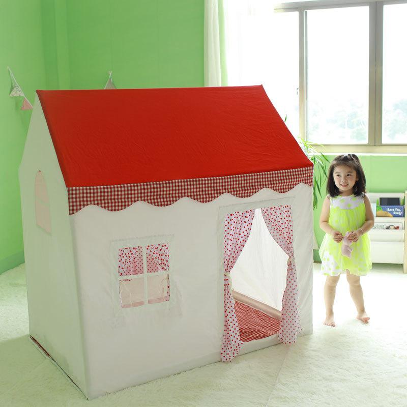 Тканевый домик