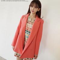 woolen outerwear female woolen coats