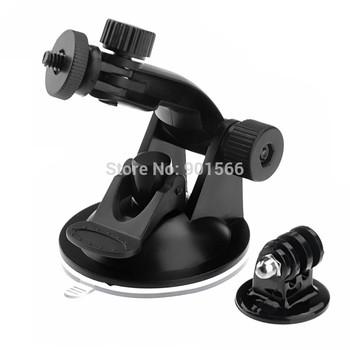 Мини-камера GoPro Hero3 аксессуары стол автомобильный присоске штатив адаптер подставка для Go pro HD 3 2 1 Black edition