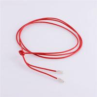 bracelet silver 925 sterling bracelests for women red genuine leather bracelet men PL202 100cm