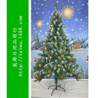 NEW!!180 cm with pinecone simulation environmental protection the Christmas tree
