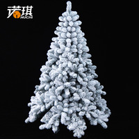 Free shipping nice 2.1 meters christmas tree for decoration