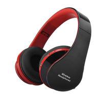 Wireless Bluetooth Headphone Noise Reduction Echo Cancellation Headset  music earphone Universal