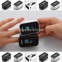 20pcs NEW MODEL Fingertip Pulse Oximeter Oxymeter SPO2 Pulse Rate Parameter Blood Oxygen Saturation Monitor