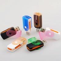 The latest! Multi-Card Reader T-Flash Card Reader Mini TF T-Flash card reader card reader