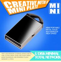 Metal Rotation USB Flash Drive Card Pen Drive 64GB 32GB 16GB 8GB 4GB Memory USB Stick Pendrive Swivel free shipping