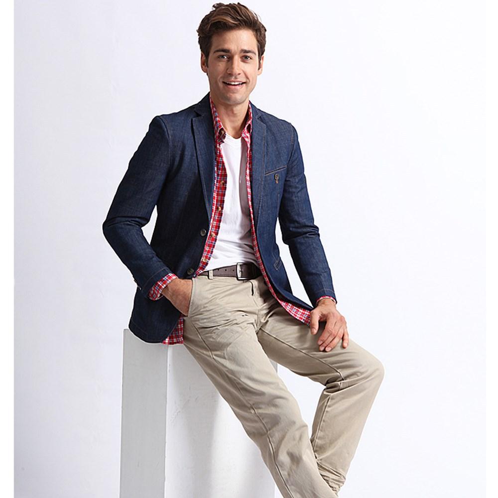 Men Fashion Business Casual men s business casual