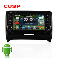 Android 4.4 CAR MULTIMEDIA SYSTEM FOR AUDI TT 2006-2011 WITH GPS ,SUPPORT 3G,WIFI ,OBDII , MirriorLink .