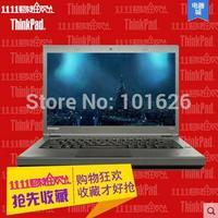 14.1 inches Laptops ThinkPad T440P 20ANA07ACD i3-4000M Windows 8 4G/16G 500G SATA +16G SSD USB3.0 RJ45 VGA Mini DP Bluetooth UPS